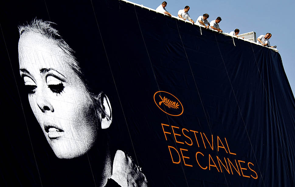 странице каннский фестиваль постер прежде