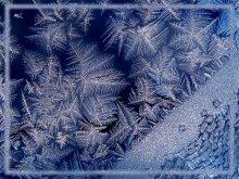 Снежинки / ..сегодня..работа ... кабинет...окно... -20 С.