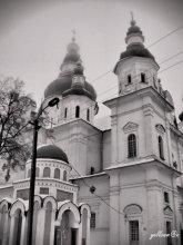 высоко в тумане / Троицкий собор