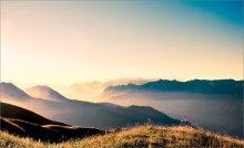 Утренняя свежесть... / Абхазия, массив Арабика...