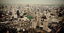 Бангкок / Бангкок, вид с отеля Baiyoke Sky