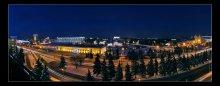 Masherova Foreva (night version) / пр-т Победителей,  дневна версия тут http://photoclub.by/work.php?id_photo=95086&id_auth_photo=30#t