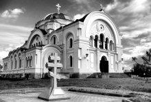 Церковь / Брест. Крепость.