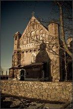 Церковь в Сынквичах / д. Сынквичи 17 км от г. Слонима