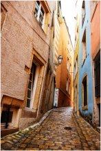 гуляя по узким улочкам Люксембурга / цвета,линии,геометрия