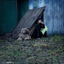 Про детские воспоминания | 2008 | / модель: Юля Ряшницева