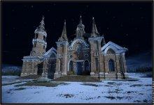 Лунной ночью / готика