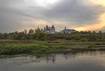 Лужецкий монастырь. / Можайск.