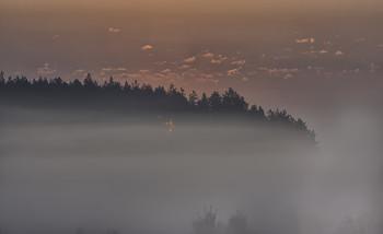 Миколині тумани... / 12.09.2021. Чернігівщина, річка Остер, село Бірки