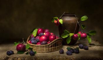 Яблочки... / Яблочки...