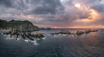 Астуриас / Атлантическое побережье Испании
