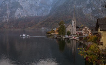 Гальштат. Австрия. / Гальштат. Австрия.