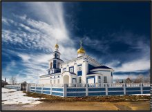 Церковь, с. Богородицкое / Липецкая область
