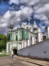 Дорога к храму... / 2007 год, Успенский собор, Смоленск