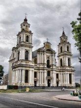 Basilica Minoris / Будслаў.