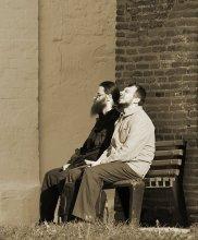 .....и Он, где то там - за солнцем / Спасибо за название Саломакину Олегу. http://www.lifeisphoto.ru/page.aspx?id=1983