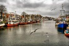Паркинг / Зимняя стоянка яхт