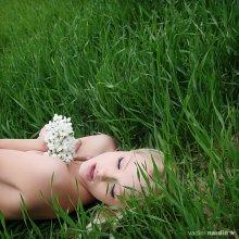 Про цветущих девушек / Модель: Катенька Коба   замечательная и миленькая девушка  