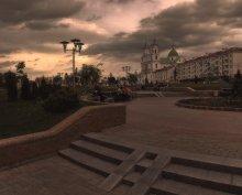 Вечерний / Гродно, Советская площадь