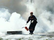 Соревнование по пожарно-пракладному спорту / Соревнование по пожарно-пракладному спорту