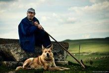 Крымский пастух. Двойной портрет / Последнее фото с пастухом. Приятного просмотра