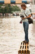 В долгожданном плену воды... / или как развлекаются фотографы в непогоду.