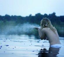 рисовый туман / ...примеряю рваные клочья простуженного воздуха