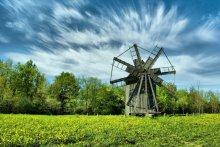 windmill II / другой вариант.