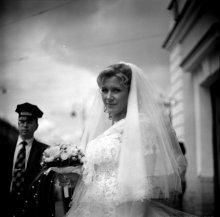 casual bride / случайная невеста