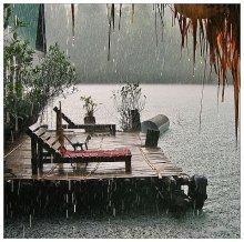 Настроение тропического дождя.. / река Квай  .......F11.....