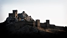 Генуэзская Крепость / . . .