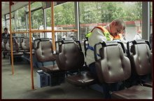 иногда и такое бывает... / однажды в трамвае