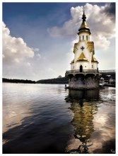 Храм Николая Чудотворца / Киев....