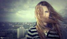 поцелуй ветра... / Светлана