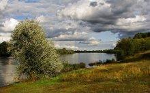 облакастая погода... / Природа Беларуси