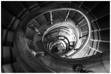 -1- / Лестницы королевского замка в Варшаве