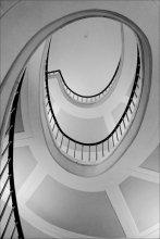 -3- / Лестницы королевского замка в Варшаве
