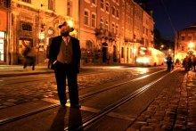 Night Lviv / ------------