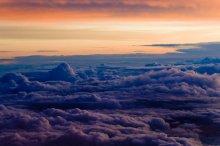 Пейзажи Богов / Хотелось упасть и уснуть в мягкой перине облаков