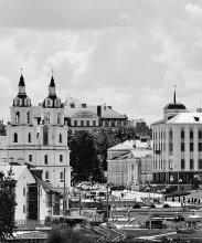 Верхний город / Минск репост