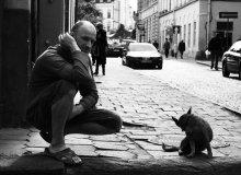 Человек и пёс / Львов