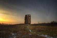 |   Руины замка   | / Руины замка Белый Ковель, >1600 г.  пос. Смоляны, Оршанский р-н, Витебской обл.