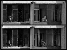 Балконная жизнь... / .......