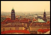 Игрушечные города. Дрезден. / Дрезден.