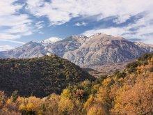 Среди холмов / где еще, как не в Абруццо? ))) такая у нас зима, блин, ждём снега... 1 кадр, полярик