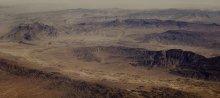 My beautiful planet. / Пролетая над Пакистаном.