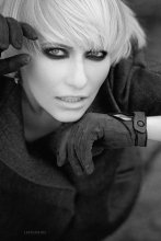 Аня Кола / Осеняя история... Аня Кола главная героиня этого романа... прическа, макияж с волшебной руки Тани Страшкиной.