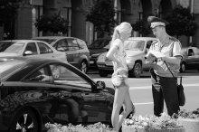 Я больше не буду... / г. Минск, ул. Ленина, возле Макдональдса.
