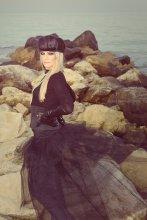 Dark Queen / Pescara, 2009 Model:Lina Meskauskaite, make-up: Natalia Yastremskaya