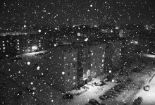 Ночь снежна / ..........
